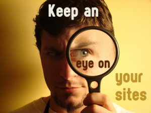 Website-Monitoring